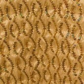 Gold Sequin Infinity from Premiere Events