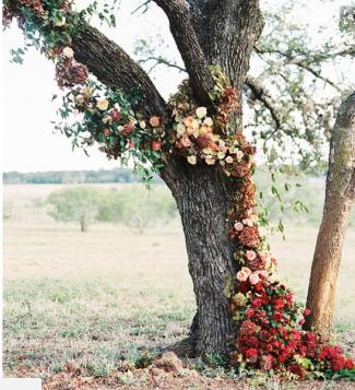 cascading floral blog