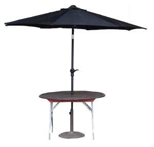 Table-Round-With-Umbrella