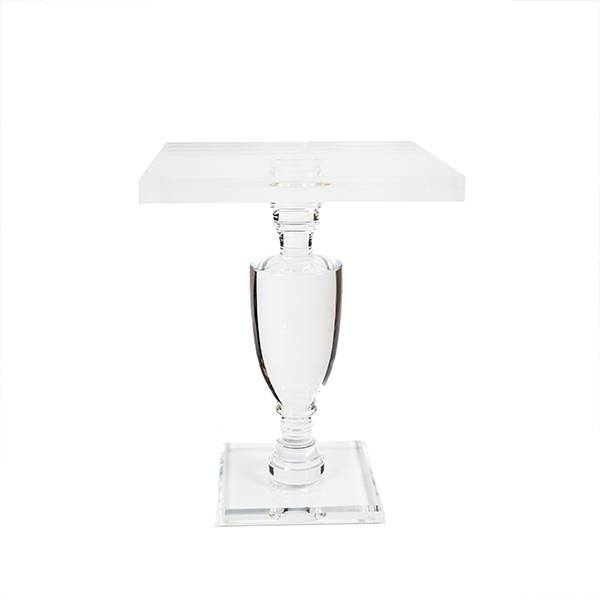 Lucite-Grecian-End-Table