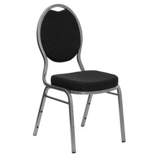 Black-Padded-Conference-Chair