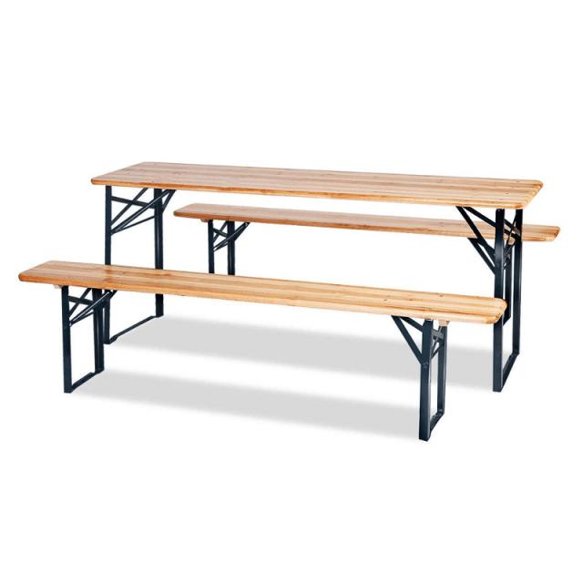 Biergarten-Tables