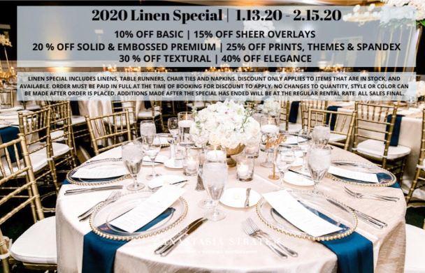 linen sale